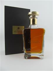 Sale 8367 - Lot 793 - 1x Johnnie Walker King George V Blended Scotch Whisky - 43% ABV, 500ml in presentation box