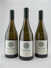 Sale 8403W - Lot 58 - 3x 2015 Greenstone Vineyards Estate Series Chardonnay, Yarra Valley