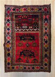 Sale 8576C - Lot 72 - Persian Baluchi 121cm x 88cm