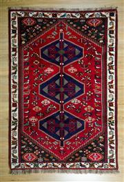 Sale 8625C - Lot 45 - Persian Shiraz 245cm x 164cm
