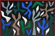 Sale 8492A - Lot 5036 - John Coburn (1925 - 2006) - Winter, 1988 48 x 72cm
