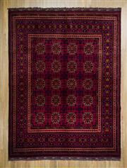 Sale 8566C - Lot 48 - Afghan Qunduzi 172cm x 235cm