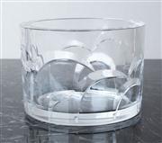 Sale 8650A - Lot 20 - An Orrefors cloud bowl, diameter 14cm.