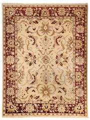 Sale 8715C - Lot 8 - An Afghan Chobi Naturally Dyed In Hand Spun Wool, Very Suitable To Australian Interiors, 360 X 270Cm
