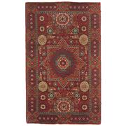 Sale 8911C - Lot 8 - Indian Revival Mamluk Design, 95 x 155cm, Handspun Wool