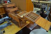 Sale 8515 - Lot 1043 - Concertina Sewing Box