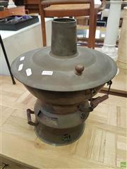 Sale 8601 - Lot 1334 - Coal Burner