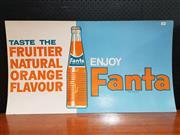 Sale 8705 - Lot 1009 - Vintage Fanta Board