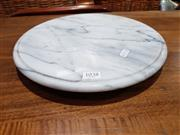 Sale 8826 - Lot 1038 - Marble Lazy Susan