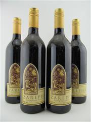 Sale 8398A - Lot 857 - 4x 2002 Zarephath Cabernet Sauvignon, Margaret River
