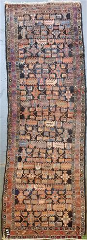 Sale 8611 - Lot 1094 - Persian Tabriz Runner (305 x 80cm)