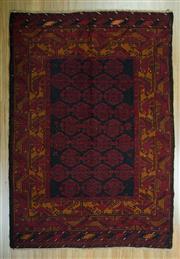 Sale 8625C - Lot 48 - Persian Somak 202cm x 135cm