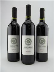 Sale 8403W - Lot 62 - 3x 2014 Greenstone Vineyards Malachite Series Shiraz, Yarra Valley