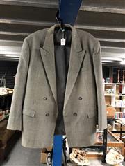 Sale 8789 - Lot 2186 - English Made Super 90s and Cashmere Mens Blazer (1)