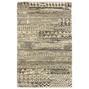 Sale 8890C - Lot 10 - India Sahara Design Slate Rug, 102x119 cm, Handspun Wool
