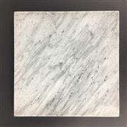Sale 8657X - Lot 6 - Grey Marble Pot Stand, 20cm square