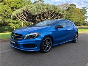 Sale 8728V - Lot 2 - Mercedes-Benz A200                                            Make: Mercedes-Benz ...