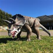 Sale 8795K - Lot 240 - A composite triceratops