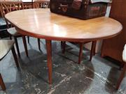 Sale 8908 - Lot 1097 - G-Plan Teak Extension Dining Table