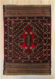 Sale 8576C - Lot 78 - Persian Baluchi 150cm x 85cm
