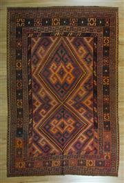 Sale 8625C - Lot 50 - Afghan Kilim 272cm x 175cm