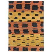Sale 8911C - Lot 10 - Indian Rustic Soumak Carpet, 250 x 175cm, Handspun Wool