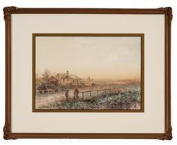 Sale 9193A - Lot 5066 - WILLIAM JOSEPH WADHAM (1864 - 1950)