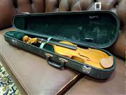 Sale 8462 - Lot 1053 - Violin in Case
