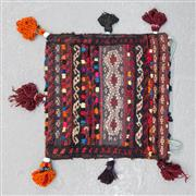 Sale 8480C - Lot 12 - Persian Tobro Bag 45cm x 45cm