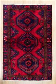 Sale 8576C - Lot 79 - Persian Hamadan 195cm x 125cm