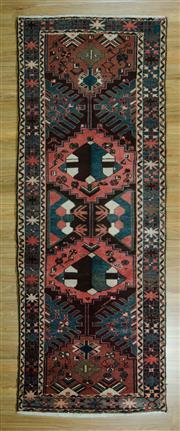 Sale 8625C - Lot 51 - Persian Bakhtiari 295cm x 105cm