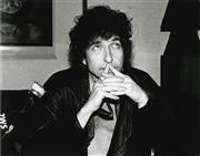 Sale 8665M - Lot 5005 - Bob Dylan at Brett Whiteley Studio