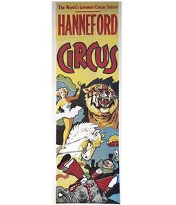 Sale 9142A - Lot 5002 - Hanneford Ciricus Poster, c1960, 35 x 107 cm -