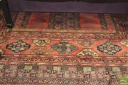 Sale 8317 - Lot 1009 - Large Machine Woven Persian Style Carpet, in the manner of a princess Bokhara