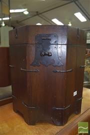 Sale 8390 - Lot 1201 - Korean Hat Box