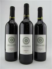 Sale 8403W - Lot 63 - 3x 2014 Greenstone Vineyards Malachite Series Shiraz, Yarra Valley