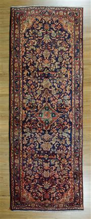 Sale 8625C - Lot 52 - Persian Lilian 325cm x 110cm