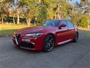 Sale 8728V - Lot 5 - Alfa Romeo Giulia Quadrofoglio                                                                             Make: Alfa Romeo ...