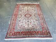Sale 9059 - Lot 1093 - Persian Hand Knotted Woollen Rug (333 x 210cm)
