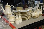 Sale 8369 - Lot 75 - Noritake Evansdale Dinner Service for 8 (60 pce)