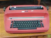 Sale 8421 - Lot 1091 - Vintage IBM Electric Typewriter