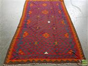 Sale 8480 - Lot 1183 - Persian Kilim (242 x 146cm)