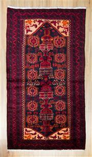 Sale 8576C - Lot 81 - Persian Hamadan 217cm x 120cm