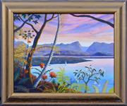 Sale 8415 - Lot 506 - Heinz Steinmann (1943 - ) - Late Impression - Port Douglas 36.5 x 47cm