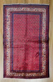 Sale 8576C - Lot 82 - Persian Turkman 200cm x 122cm