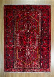 Sale 8625C - Lot 54 - Persian Hamadan 185cm x 130cm