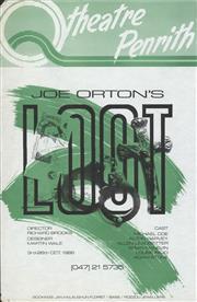 Sale 8766A - Lot 5083 - Joe Orton's