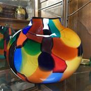 Sale 8795K - Lot 245 - An abstract artglass vase