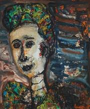 Sale 8901A - Lot 5058 - Tibor Weiner (1900 - 965) - Portrait 60 x 50 cm