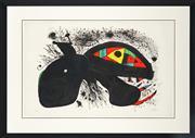 Sale 8858H - Lot 100 - Joan Miró (1893 - 1983) - Paysanne en Colère, 1981 71.5 x 105cm
